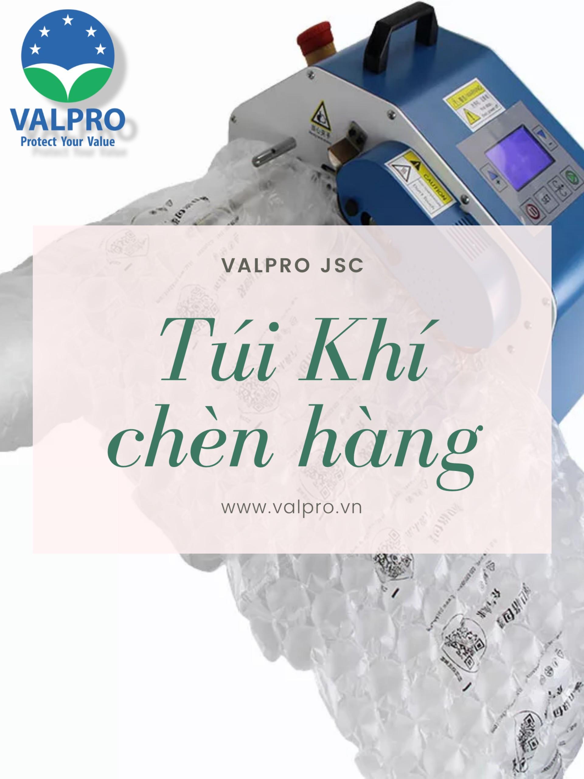 TÚI KHÍ CHÈN HÀNG